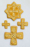 Vladimir cross vestment set