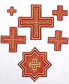Nicholaev cross vestment set
