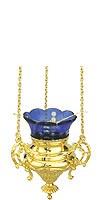 Vigil lamps: Oil lamp no.16