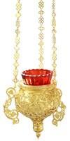 Vigil lamps: Oil lamp no.82