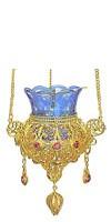 Vigil lamps: Oil lamp - 45