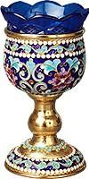 Vigil lamps: Table oil lamp no.3