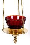 Vigil lamps: Oil lamp - 286