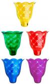 Church votive glass no.5 (applique) (180 mL)
