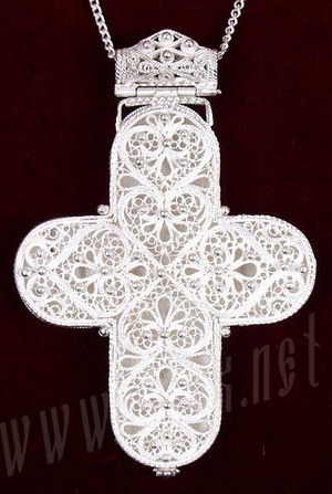 Reliquary cross no.2