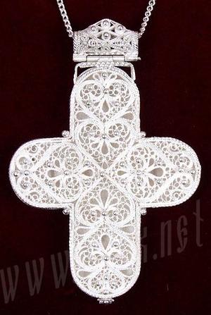 Reliquary cross no.2
