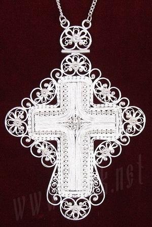 Pectoral cross no.4