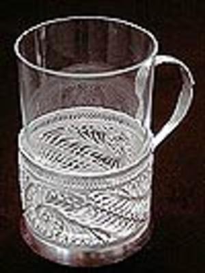 Tea glass-holder Mimosa