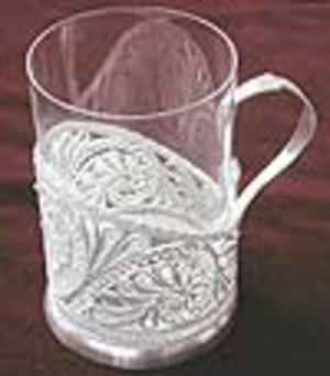 Tea glass-holder Sadko