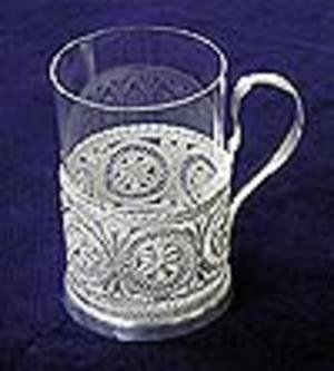 Tea glass-holder Sunny