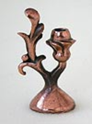 Table candle stands Bud