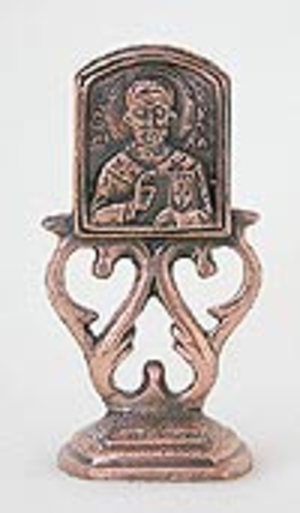 Table candle stands St. Nicholas the Wonderworker - 6