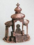 Table candle stands Old church of St. Nicholas the Wonderworker