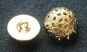 Button Semi-sphere