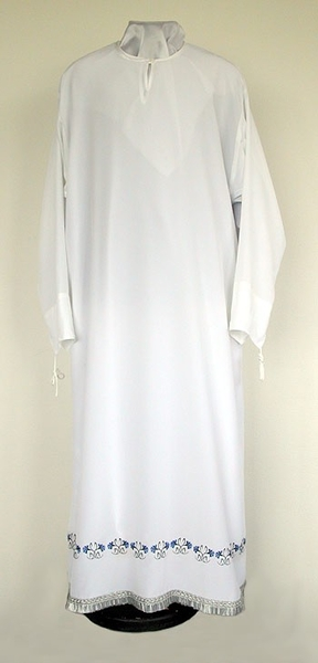 Priest sticharion (podriznik) Cornflower