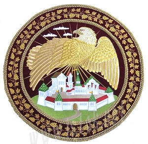 Cathedral eagle