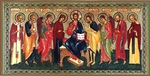 Religious Orthodox icon: Christ the Pantocrator - 3