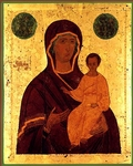 Religious Orthodox icon: Theotokos of Smolensk - 2
