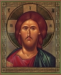 Religious Orthodox icon: Christ the Pantocrator - 4
