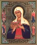 Religious Orthodox icon: Theotokos of Kaluga