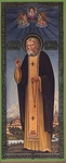 Religious Orthodox icon: Holy Venerable Seraphim the Wonderworker of Sarov - 1