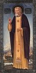 Religious Orthodox icon: Holy Venerable Seraphim the Wonderworker of Sarov - 2