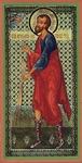 Religious Orthodox icon: Holy Venerable Procopius the Wonderworker of Ustiug
