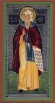 Religious Orthodox icon: Holy Venerable John of Damascus