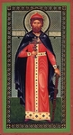 Religious Orthodox icon: Holy Right-believing Prince Rostislav