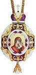 Bishop encolpion panagia - 36