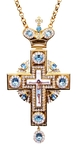 Pectoral chest cross - 67