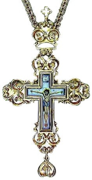 Pectoral chest cross - 71
