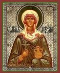 Religious Orthodox icon: St. Mary Magdalene