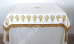 Holy table cover (embroidered shroud) Vine