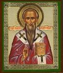 Religious Orthodox icon: Holy John the Almoner