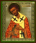 Religious Orthodox icon: Holy Hierarch John Chrysostom