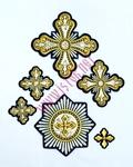 Zaraijsk cross vestment set
