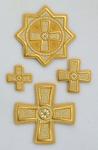 Vladimir cross vestment set