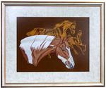 Mystical Horses