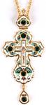 Pectoral chest cross - 108