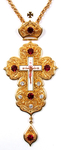 Pectoral chest cross - 112