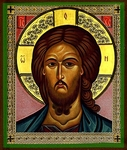 Religious Orthodox icon: Christ the Pantocrator - 9