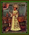 Religious Orthodox icon: Holy Tsarevich Demetrius