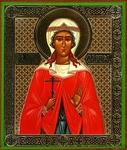 Religious Orthodox icon: Holy Martyr Larisa