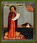 Religious Orthodox icon: Holy Venerable Herman of Alaska