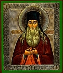 Religious Orthodox icon: Holy Venerable Elder Paisius