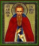 Religious Orthodox icon: Holy Venerable Dionysius of Gloushitsa