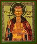 Religious Orthodox icon: Holy Right-believing Great Princess Jury Vsevolodovich