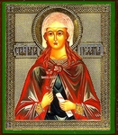 Religious Orthodox icon: Holy Martyr Pelagia