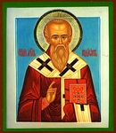 Religious Orthodox icon: Holy Apostle Rodion
